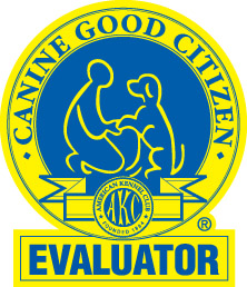 We can evaluate your pup for Canine Good Citizen through the AKC. You can become a proud pet parent!